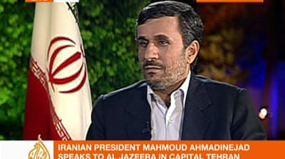 Ahmadinejad rejects US 'murder plot' claims