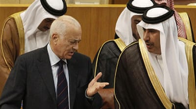 Arab League calls for Syria talks in Cairo