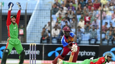 Consolation win for Bangladesh