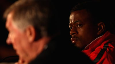 Evra pursues allegations against Suarez