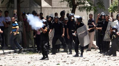 Tracing the Middle East weapons flow