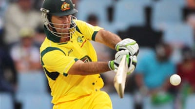 Australia beat South Africa in rainy ODI
