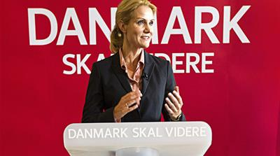 A new era for Denmark as left takes power