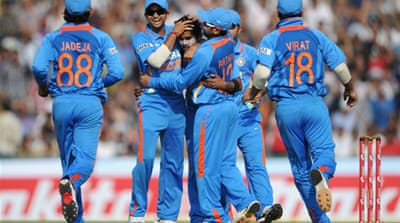 India close out ODI series against England