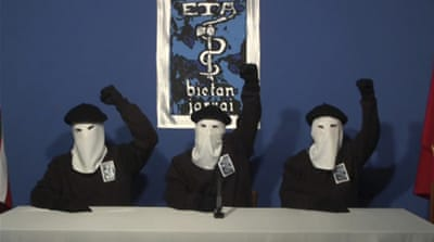 Basque separatists ETA 'end armed struggle'