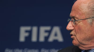 Blatter: FIFA will re-examine bribes inquiry