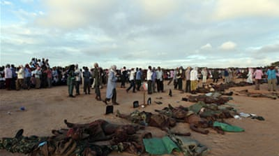 Al-Shabab claims peacekeepers' killings