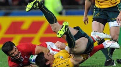 Australia beat Wales for World Cup third