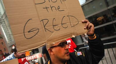 Occupy Wall Street: Eyes on the prize