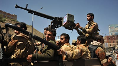 Fierce fighting erupts in Yemen's capital