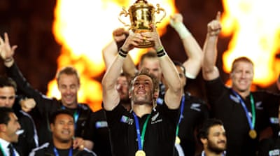 New Zealand triumph in Auckland