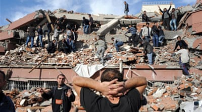 Timeline: Turkey earthquakes