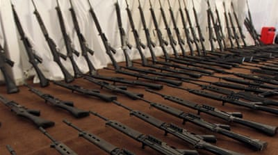 Arms trade: Business before human rights?