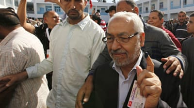 Ennahda wins Tunisia's elections