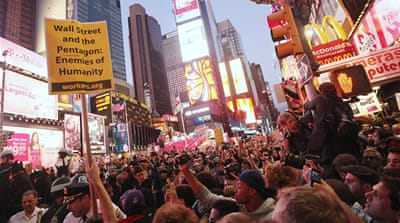 'Occupy Wall Street' and Obama