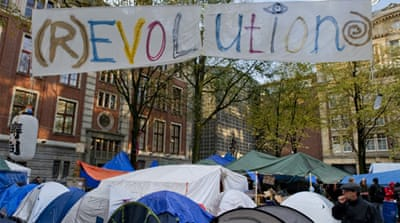 'Occupy': A path to non-violent revolution?