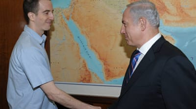 Israel frees Egyptians in 'spy'-swap deal