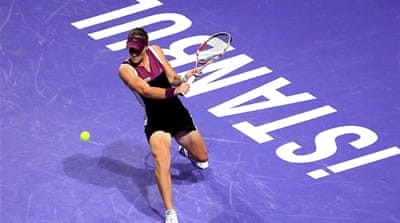 Stosur annihilates Li Na for place in semis
