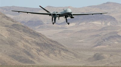 US turns to drones to save money
