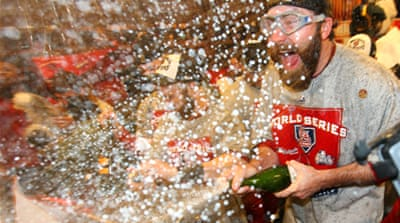 La Russa hailed after Cardinals victory