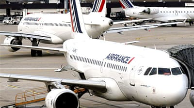 Crew strike halts 200 Air France flights