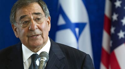 Panetta: Israel must 'get to the damn table'