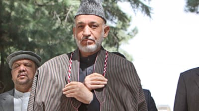 Karzai says Pakistan pursuing double game