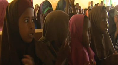 Educating Dadaab's children
