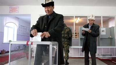 Kyrgyzstan flirts with democracy