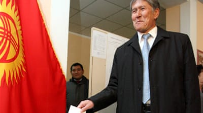 Kyrgyz PM wins presidential election