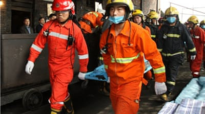 Gas explosion in Chinese mine kills 29