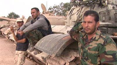 Collecting Libya's arms tough task for NTC