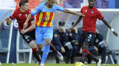 Osasuna bring Levante back down to earth