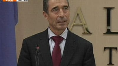 NATO chief: Libya mission great success