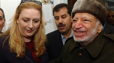 background of yasser arafat history essay After palestinian leader yasser arafat refused the israeli proposal at camp david in july 2000, the academic world started a fierce debate on the causes of the failure in this paper i will identify the obstacles that hindered the pursuit of a final status and how political divergences and the weak social economic background influenced the.
