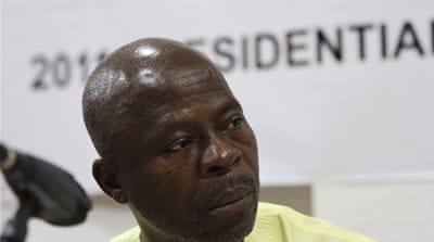 Liberia election commission chief resigns