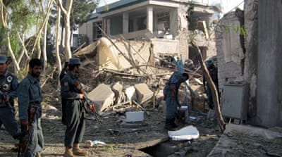 Deadly blast hits Kandahar