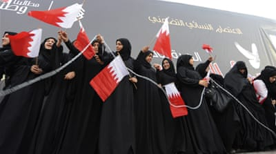 Bahrain sentences more activists to jail