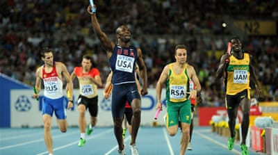 LaShawn Merritt clear to defend Olympic title