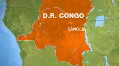 'Rebels' kill aid workers in DR Congo