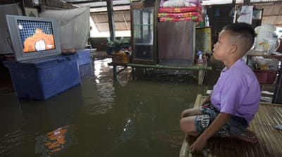 Thailand's ongoing battle with monsoon rains