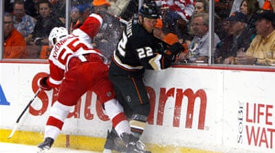 Are the big hits of the NHL proving deadly?