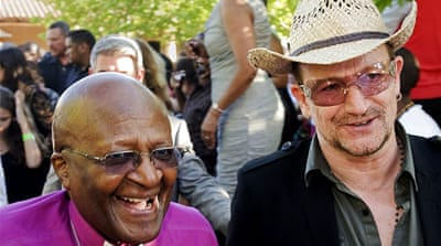 Visa shadow over Desmond Tutu's birthday