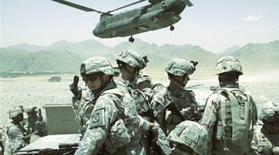 Timeline: A decade of war in Afghanistan