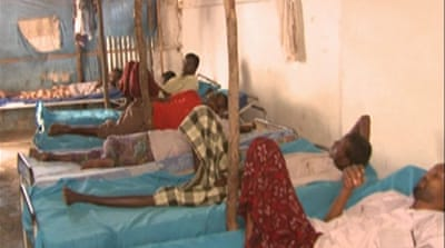 Mental illness 'rampant' in Somalia