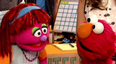 Sesame Street to address US hunger