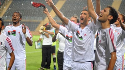 Libya book Africa Cup of Nations berth