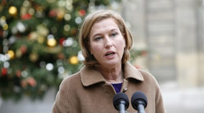 Changes to UK law didn't protect Tzipi Livni