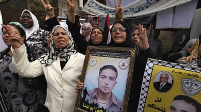 Support grows for Palestinian's prison strike