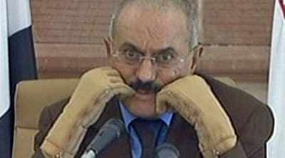 Yemen's Saleh says he'll step down soon